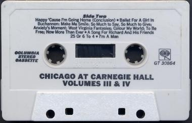 Chicago Holland Cassettes 01 29
