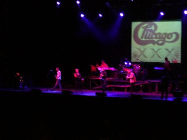 Bekijk de reportage van Chicago in Dodge Music Center, Hartford dinsdag 20 juli 2006